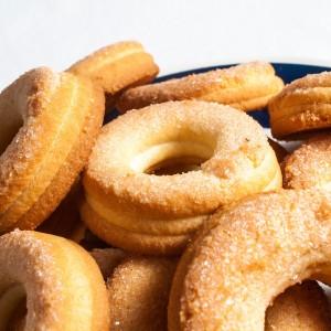 «Сахарные» печенье