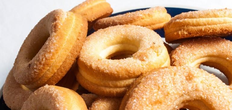 """""""Cukriukas"""" sausainiai"""