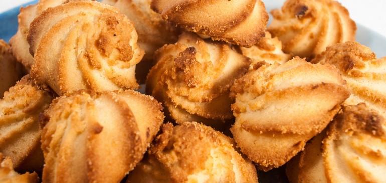 «Трюфельные» печенье